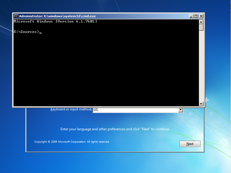 Windows CMD Line BitLocker