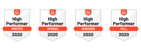 SmartDeploy has been awarded High Performer in the OS Deployment and Imaging category on G2 for 4 quarters in a row